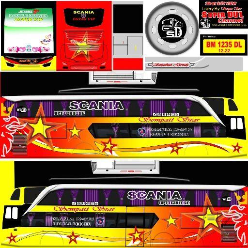 Teguhharis210918 Profiles In 2021 Star Bus New Bus Bus Games
