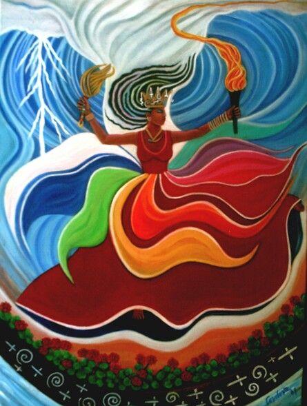 Del Reino de Oya by Mayra Cordova ❤