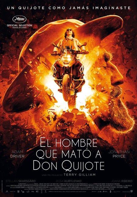 Terry Gilliam Esquiva Otra Bala La Justicia Le Deja Estrenar Su Quijote En Cannes Peliculas Completas Ver Peliculas Gratis Stellan Skarsgard