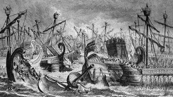 Drei Punische Kriege-Dem aufstrebenden römischen Imperium war die Konkurrenz auf der anderen Seite des Mittelmeers ein Dorn im Auge. Während der drei Punischen Kriege setzten die Römer alles daran, Karthago zu zerstören - was ihnen im Jahr 146 vor Christus auch gelang. Seine Bedeutung verlor Karthago allerdings erst Jahrhunderte später - durch die Eroberung der Araber. Im siebten Jahrhundert zerstörten sie die Stadt und verlegten alle wichtigen Einrichtungen ins nahgelegene Tunis. Bis heute…