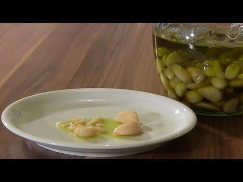 Knoblauch Confit-Knoblauchöl-Knoblauch haltbar machen-Knoblauch schnell schälen-Garlic Confit - YouTube