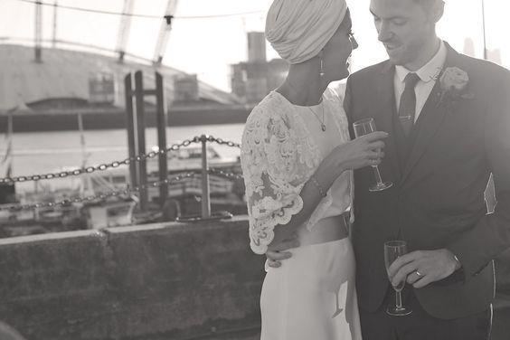 Die Hochzeit von Keremi und Pete