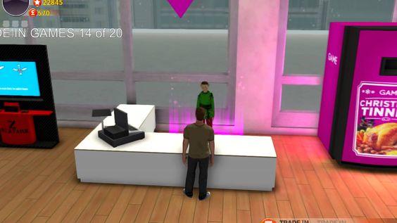 Christmas Shopping Simulator WAA!!  come and watch some festive fun
