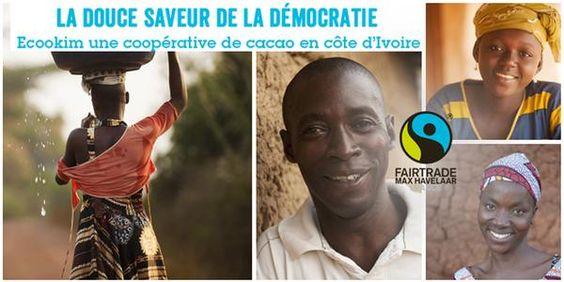 La force du système Fairtrade, c'est la transparence et la prise de décision collective