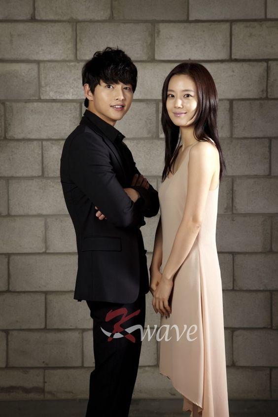 with Moon Geun Young