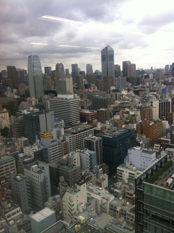 Shimbashi to Toranomon