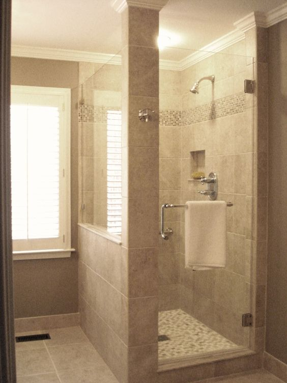 Best Custom Showers For Master Bathrooms Complete Master Bath 400 x 300