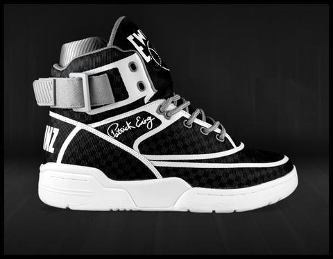 33 Hi X 2 Chainz Grey Reflective White Cheap Basketball Shoes