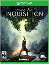 Boxshot: Dragon Age Inquisition by Electronic Arts