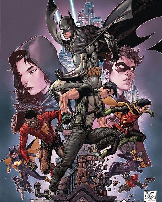 Batman & Robin Eternal ------ Comic - Batman and Robin Eternal No. 22 ------ Artist - Carlo Pagulayan ------ #comics #comicart #comicbooks #graphicnovels #dccomics #dcnation #dcuniverse #dcforever #foreverdc #Gotham #GothamCity #BatmanEternal #BatmanAndRobinEternal #Batman #RedRobin #RedHood #Grayson #Nightwing #Spoiler #Robin #CassandraCain #StephanieBrown #DamianWayne #DickGrayson #JasonTodd #TimDrake #Batgirl #Bluebird #BarbaraGordon #HarperRow