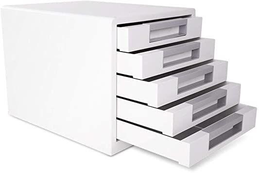File Folder Racks Amp Holders Desktop File Cabinet Five Layer Drawer File Rack File Holder A Locke Mobile File Cabinet Desktop Storage Filing Cabinet Storage