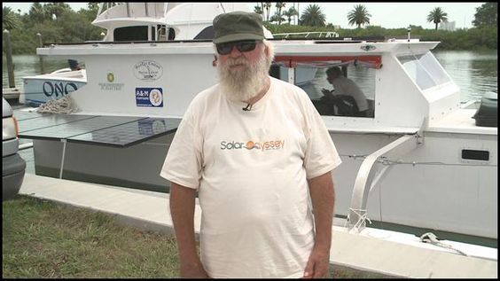 Solar powered boat to make 6 month journey | wtsp.com