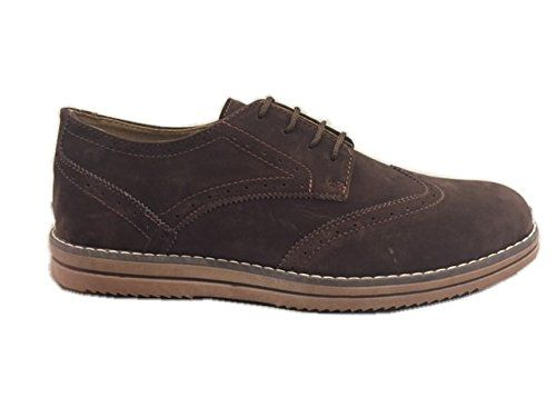 Dragon Oxford Casual Everyday Sneaker brown - http://on-line-kaufen.de/dragon-3/dragon-oxford-casual-everyday-sneaker-brown