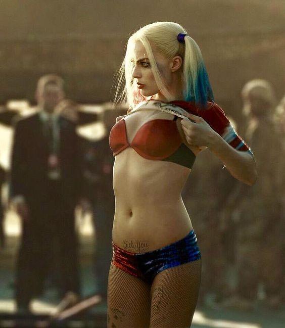 Suicide Squad Margot Robbie Photo