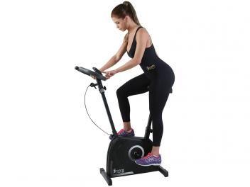 Bicicleta Ergométrica Dream Fitness EX 500 - Display 4 Funções