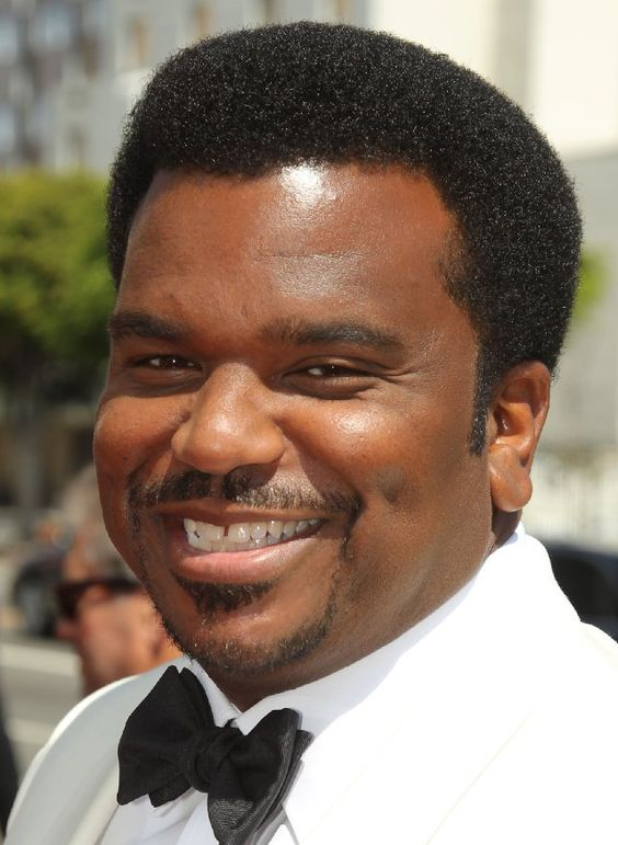 I think everyone who knows me, knows Craig Robinson is my biggest crush. I heart Mr. Robinson