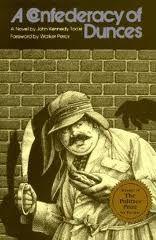 A confederacy to laugh   http://www.entrelectores.com/libro/522.la-conjura-de-los-necios-john-kennedy-toole/