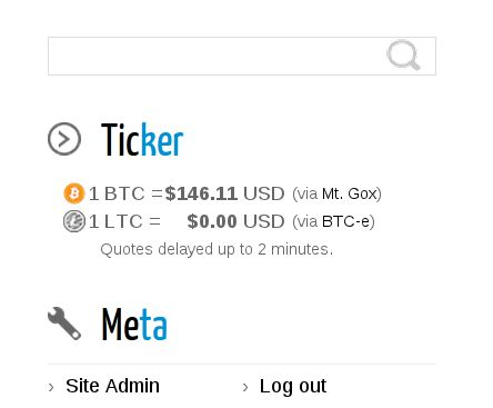 Easily Fetch And Display Current Cryptocurrency Prices Like Bitcoin In WordPress