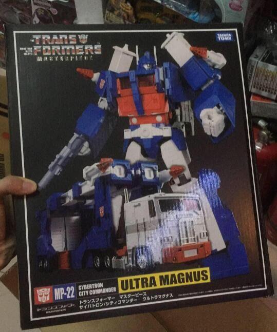 Takara Transformers Masterpiece MP-22 Ultra Magnus Action Figure in stock