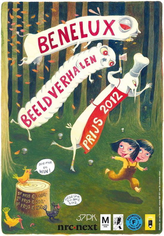 De Benelux Beeldverhalen Prijs