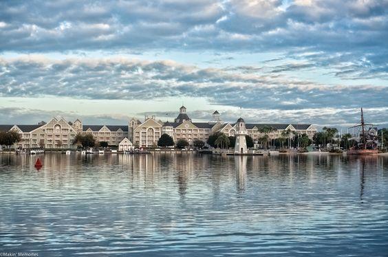 Yacht Club Disney World