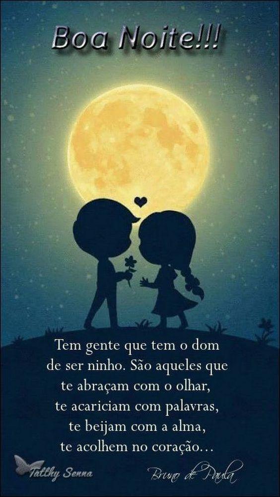 Noite, linda noite, boa noite!