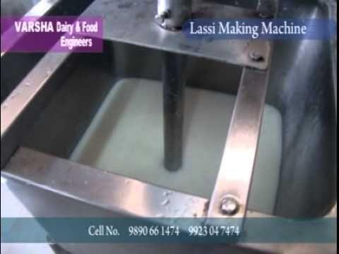 Lassi Machine Lassi