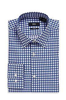 'Marlow US'   Sharp Fit, Spread Collar Cotton Dress Shirt
