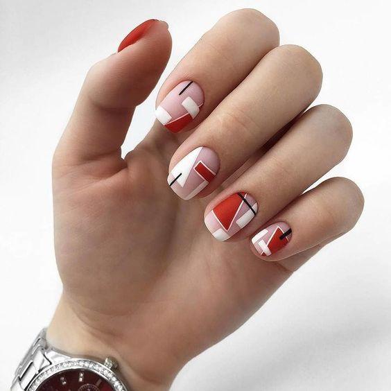 Короче говоря: 30 идей модного летнего маникюра для коротких ногтей | Журнал Cosmopolitan