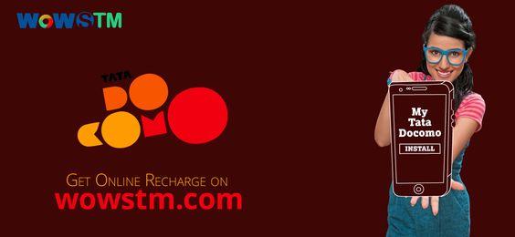 #tatadocomo, #docomo, #onlinerecharge, #rechargefacility, #rechargeoption, #phonerecharge, #mobilerecharge
