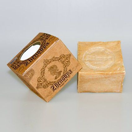 Zhenobya BIO Alepposeife 60% Olive,40% Lorbeer