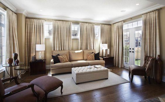 Interior Design | Window Treatments | Curtain Call Creations