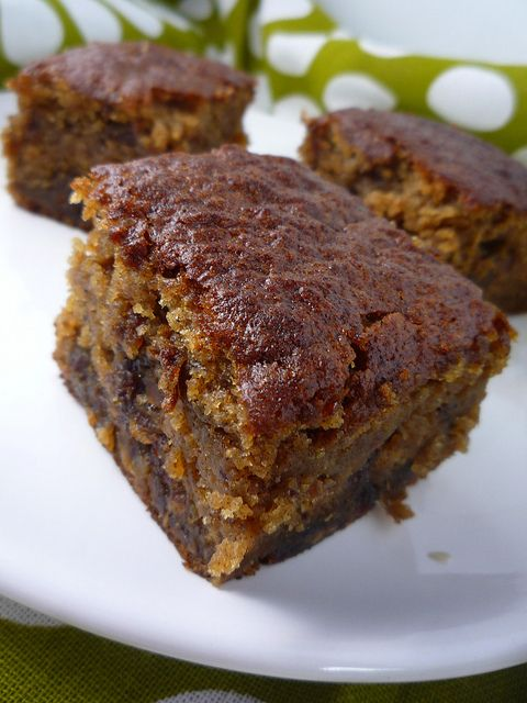 Sticky Toffee Date Cake by Girl Interrupted Eating, via Flickr