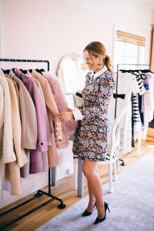 Julia of Gal Meets Glam, interviewed by Anna James: