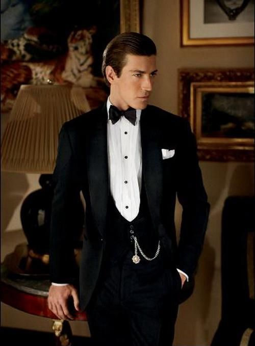 Ralph Lauren Purple Label Fall Winter 2012-13 by Carter Berg