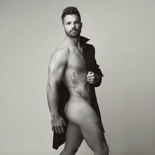 Dunn naked simon NSFW EXCLUSIVE: