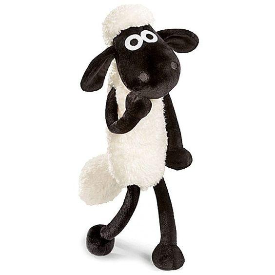 Nici peluche oveja shaun 50 http://www.lallimona.com/online/nici/
