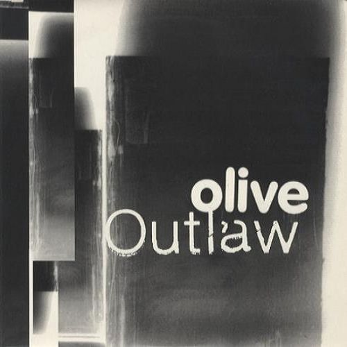 Olive – Outlaw (single cover art)