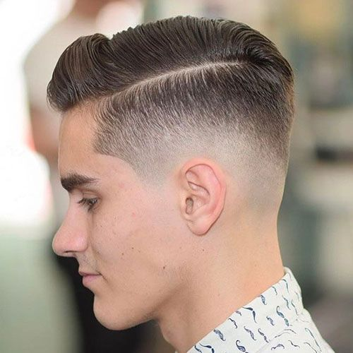Hairstyle Trends The 26 Best Examples Of A Low Fade Comb Over Haircut Photos Collection In 2020 Comb Over Haircut Fade Haircut Low Fade Haircut