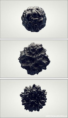 How to use Sub Polygon Displacement in Cinema 4D on Vimeo