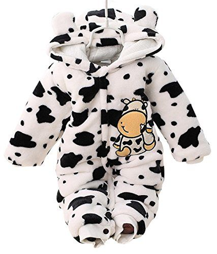 Baby Newborn Soft Thick Winter Bodysuit Romper Jumpsuit Outwear for 3-6M Cow   Features: This romper made of 100% high quility cotton, super soft material keeps your child comfortable and warm. Suitable for spring, Read  more http://shopkids.ca/baby-boys/baby-newborn-soft-thick-winter-bodysuit-romper-jumpsuit-outwear-for-3-6m-cow