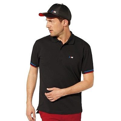 #Black bmw m sport polo shirt #extra #large b80142344347,  View more on the LINK: http://www.zeppy.io/product/gb/2/222128322880/