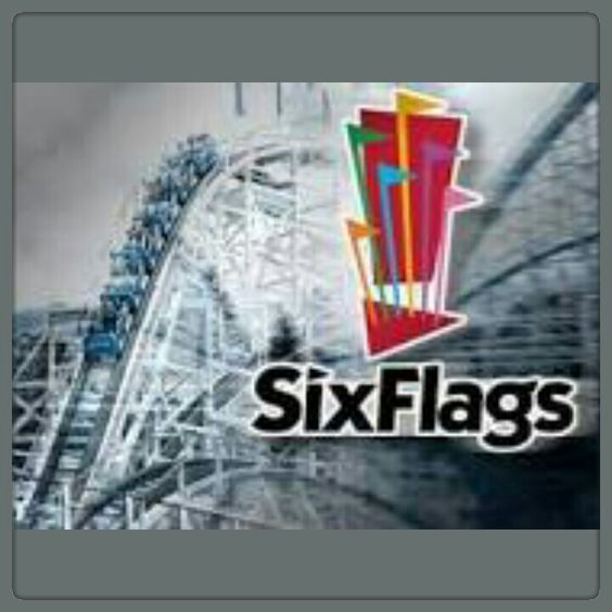 Six Flags Over Georgia Discounts Opening Weekend March 15 16 2014 If You Bring Six Or More Non Perishable Food Six Flags Six Flags Great Adventure Flag