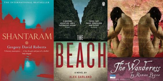 There are certain books that are out there on the 'backpacker circuit' that i love, here are a few of them!