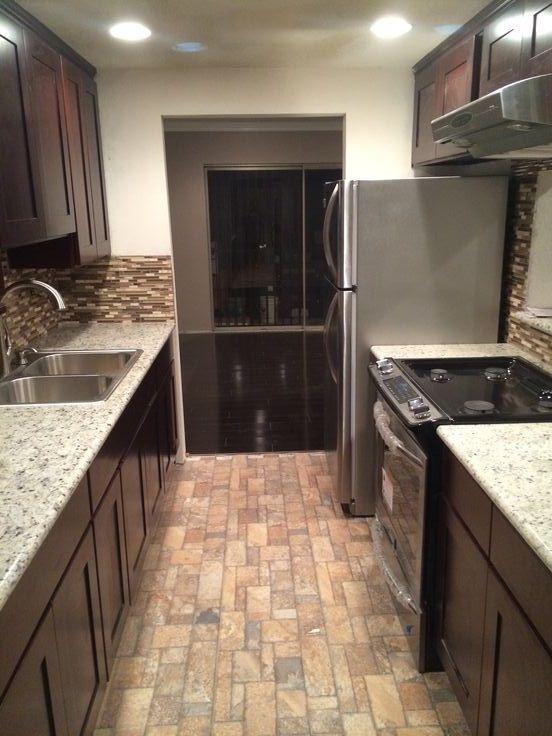 Galley Kitchen Remodeling Ideas   Kitchen Cabinets And Remodeling    Pinterest   Galley Kitchens, Remodeling Ideas And Kitchens