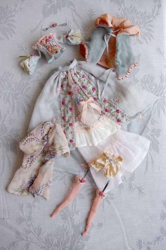 Incredible handmade doll clothing!
