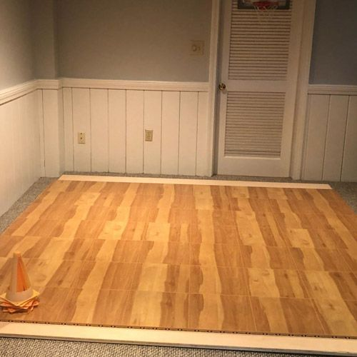 Budget Home Dance Floors The Top 5 In 2020 Basketball Court Flooring Home Basketball Court Gym Flooring