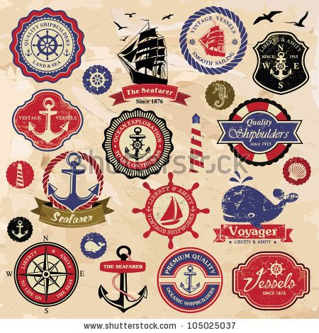 Google Image Result for http://image.shutterstock.com/display_pic_with_logo/708598/105025037/stock-vector-collection-of-vintage-retro-nautical-labels-badges-and-icons-105025037.jpg