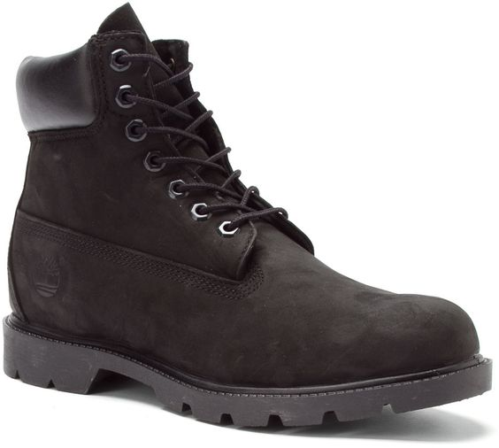 Ghete & Cizme Barbati Timberland Timberland® Icon 6 Basic Boot Contrast Collar
