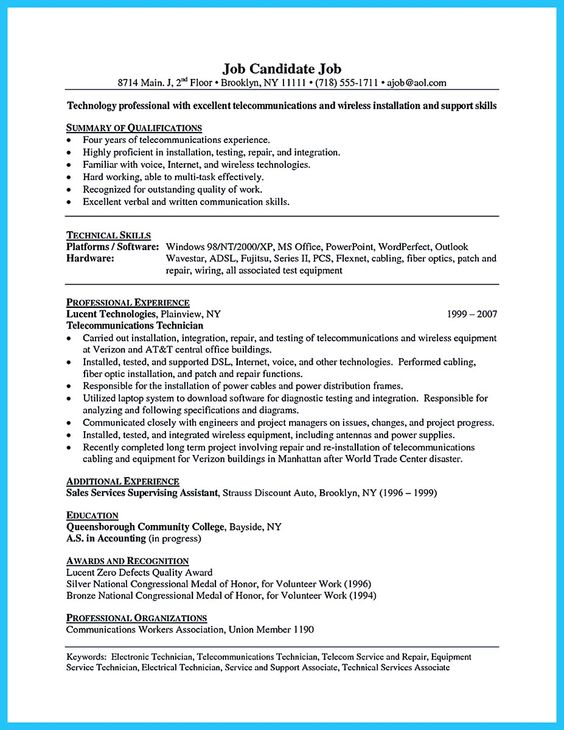 Writing Term Paper Help \u003e\u003e Instant US Shipping - Online Chemist - Network Technician Sample Resume